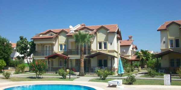 2 bedroom apartment in Fetiye for sale