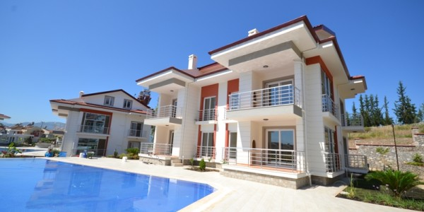 Apartments in Fethiye for sale