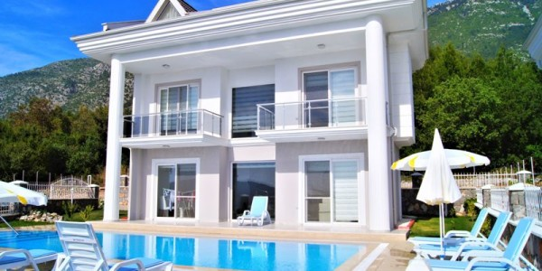 Luxury villa for sale in Fethiye
