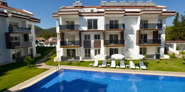 2 bedroom apartment in Fethiye for sale