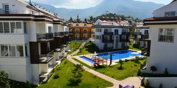 Apartment for sale in Fethiye