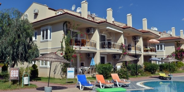 apartments in Fethiye for rent