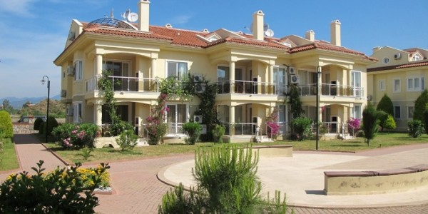 Bright and cozy complex in Fethiye