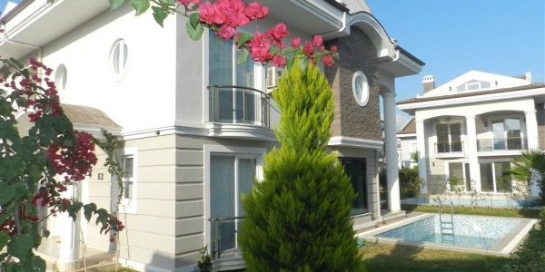 villa for rent in fethiye