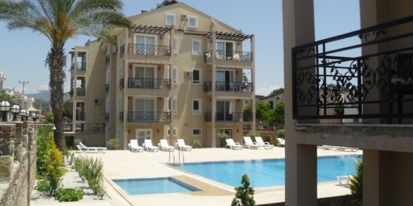 Apartment in Fethiye for rent