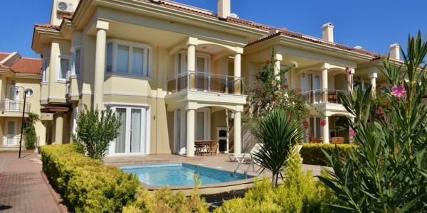 villa in fethiye for rent